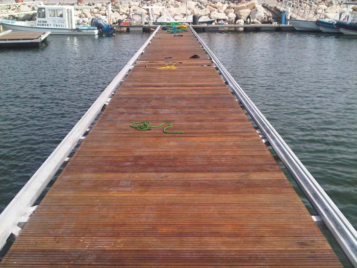 Wall Repair and Decking